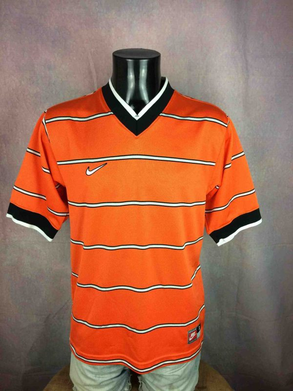 NIKE Team Sports Jersey VTG 90s Made in USA Gabba Vintage 2 scaled - NIKE Team Sports Jersey VTG 90s Made in USA