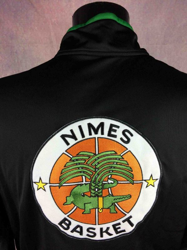 NIMES BASKET Veste S5 France NF2 Sport Match Gabba Vintage 1 scaled - NIMES BASKET Veste S5 France NF2 Sport Match