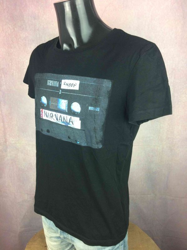 NIRVANA T Shirt Sheep Official 2014 K7 Tapes Gabba Vintage 3 scaled - NIRVANA T-Shirt Sheep Official 2014 K7 Tapes