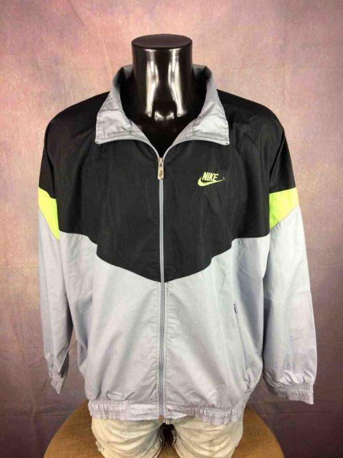 Nike Veste Oregon USA Vintage 90s Street - Gabba Vintage (3)