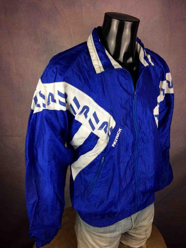 PATRICK Windbreaker Veste Vintage 90s Nylon Gabba Vintage 5 scaled - PATRICK Windbreaker Veste Vintage 90s Nylon