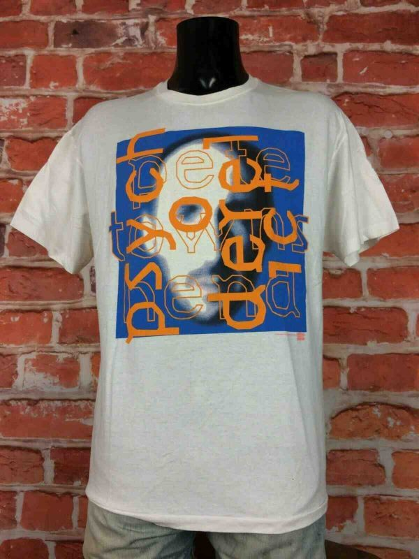 PETE TOWNSHEND T Shirt Psychoderelict Tour Gabba Vintage 1 - PETE TOWNSHEND T-Shirt Psychoderelict Tour