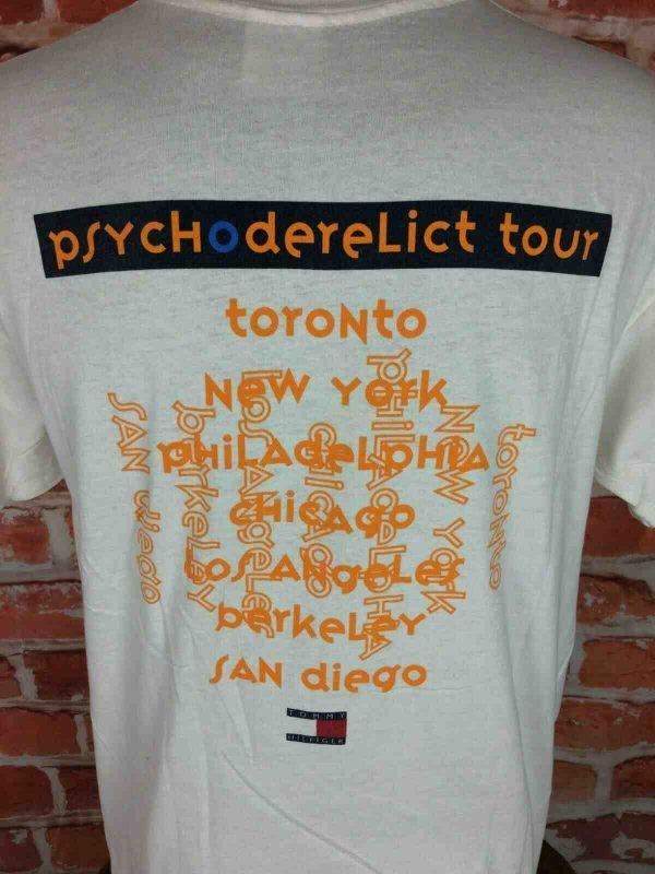 PETE TOWNSHEND T Shirt Psychoderelict Tour Gabba Vintage 4 - PETE TOWNSHEND T-Shirt Psychoderelict Tour