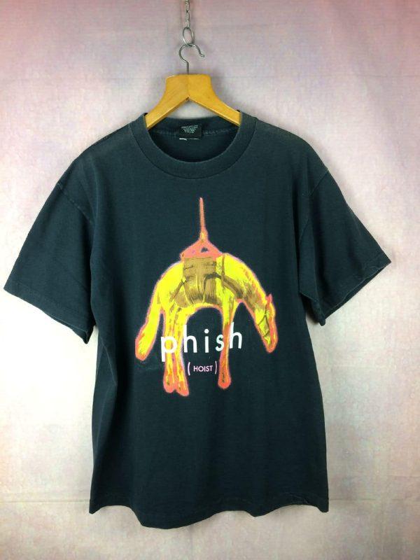 PHISH T-Shirt Hoist Tour 1994 Giant Vintage - Gabba Vintage (2)
