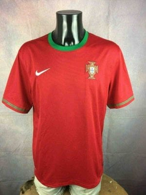 PORTUGAL Jersey 2012 2014 Nike Euro Cup - Gabba Vintage