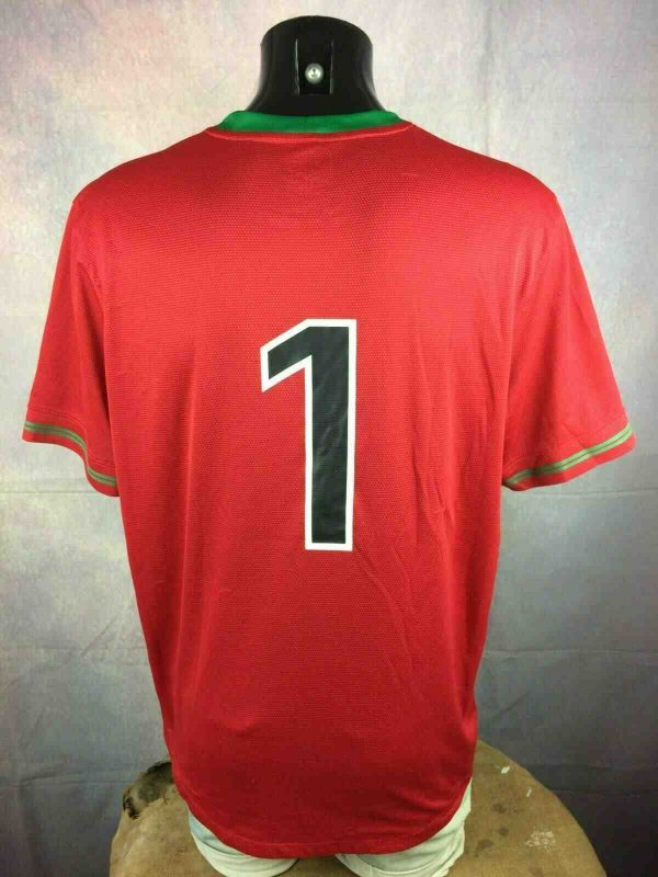 PORTUGAL Jersey 2012 2014 Nike Euro Cup Gabba Vintage 4 - PORTUGAL Jersey 2012 2014 Nike Euro Cup