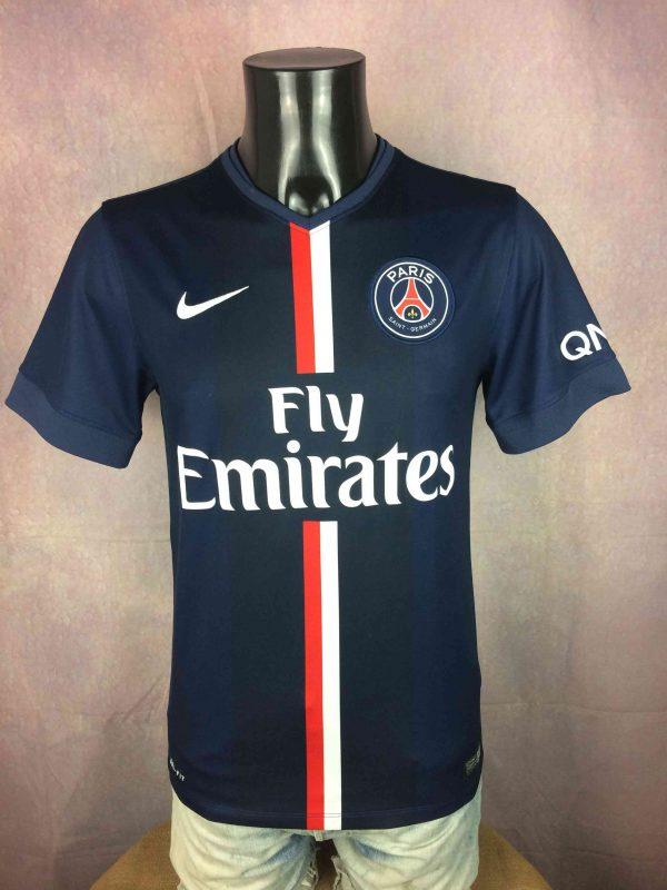 PSG Maillot 2014 2015 Home Nike Paris Ligue1 - Gabba Vintage
