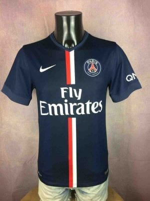 PSG Maillot 2014 2015 Home Nike Paris Ligue1 - Gabba Vintage