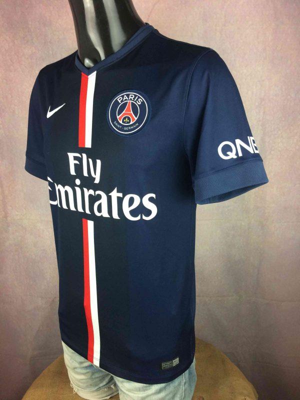PSG Maillot 2014 2015 Home Nike Paris Ligue1 Gabba Vintage 3 scaled - PSG Maillot 2014 2015 Home Nike Paris Ligue1