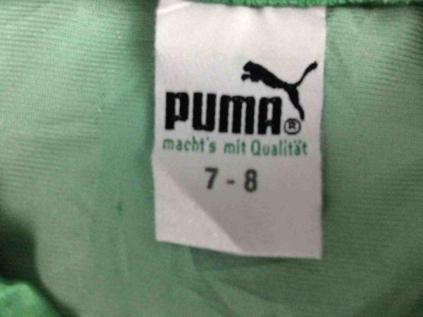 PUMA Jersey Vintage 90s Porte 8 Disco Glanz Gabba Vintage 5 scaled - PUMA Maillot Vintage 90s Porté #8 Disco Foot