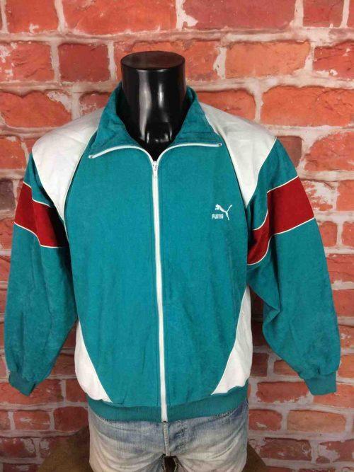 PUMA Veste Vintage 90s Made In France Tennis - Gabba Vintage (3)