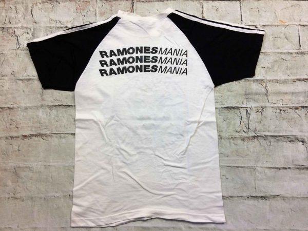 RAMONES Mania T Shirt Logo Double Sided Punk Gabba Vintage 1 scaled - RAMONES Mania T-Shirt Logo Double Sided Punk