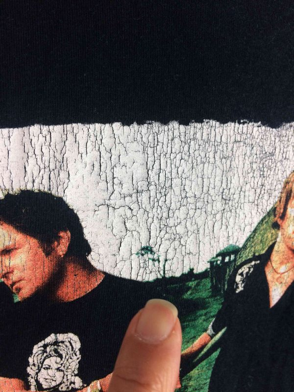 RASCAL FLATTS T Shirt Heres To You Tour 2005 Gabba Vintage 2 scaled - RASCAL FLATTS T-Shirt Heres To You Tour 2005
