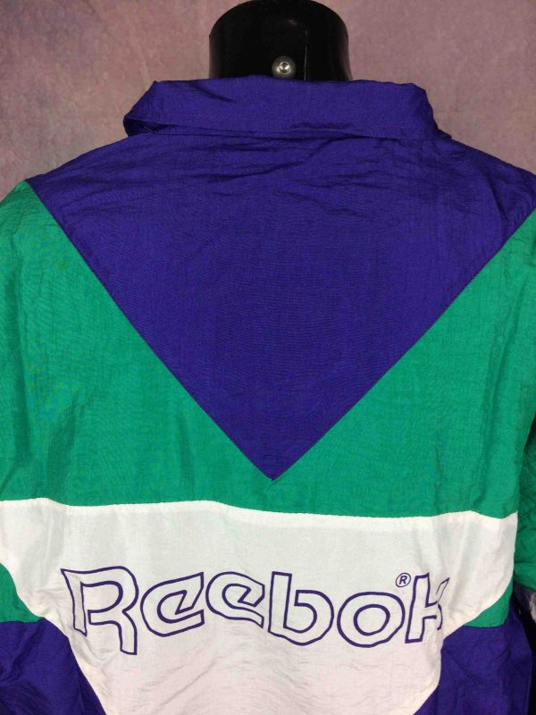 REEBOK Windbreaker VTG 90s Made in France Gabba Vintage 7 scaled - REEBOK Windbreaker VTG 90s Made in France
