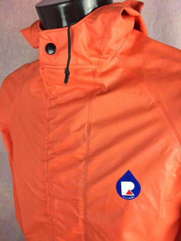 RICORDEL Atelier Breton Raincoat Cire 70s Gabba Vintage 3 scaled - RICORDEL Atelier Breton Raincoat Ciré 70s
