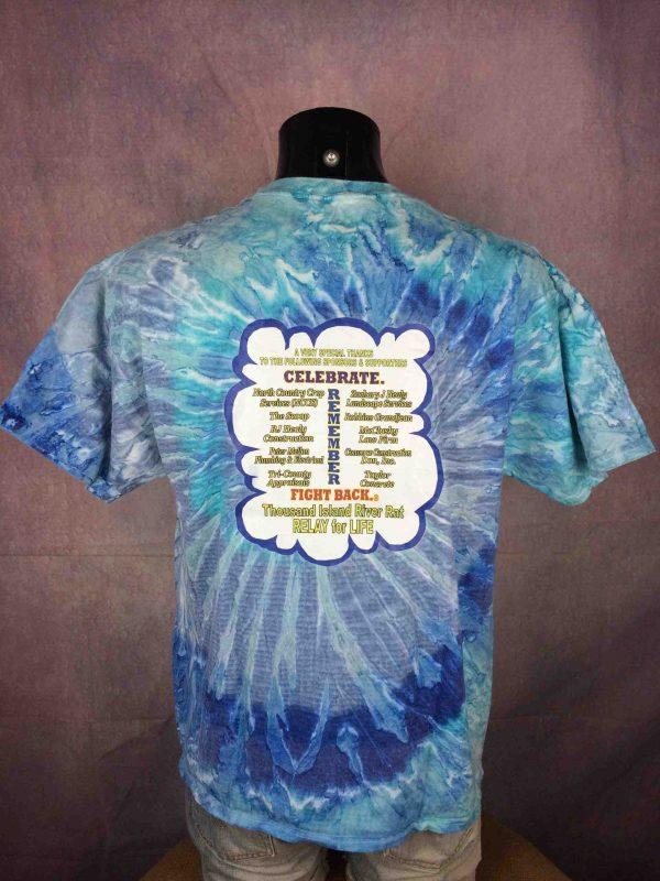 ROCK OUT CANCER T Shirt Tie Dye Guitar Music Live Concert Tour Hanes Fight Back Gabba Vintage 1 scaled - ROCK OUT CANCER T-Shirt Tie Dye Guitar Music