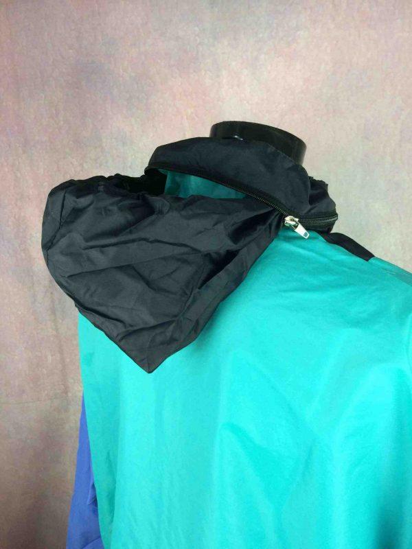 SALIK Rain Jacket 90s Windbreaker Rave Y2K Gabba Vintage 4 scaled - SALIK Rain Jacket 90s Windbreaker Rave Y2K