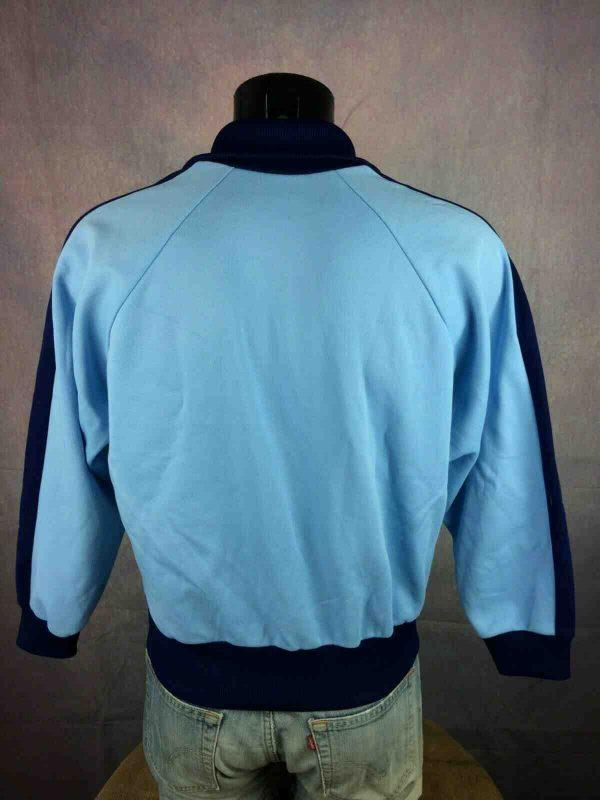 SALIK Veste Vintage 80s Made in Belgium Hood Gabba Vintage 5 - SALIK Veste Vintage 80s Made in Belgium Hood