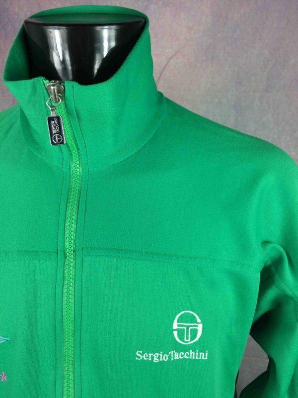 SERGIO TACCHINI Jacket VTG 80s Made in Italy Gabba Vintage 2 scaled - SERGIO TACCHINI Veste Vintage Année 80 Italy
