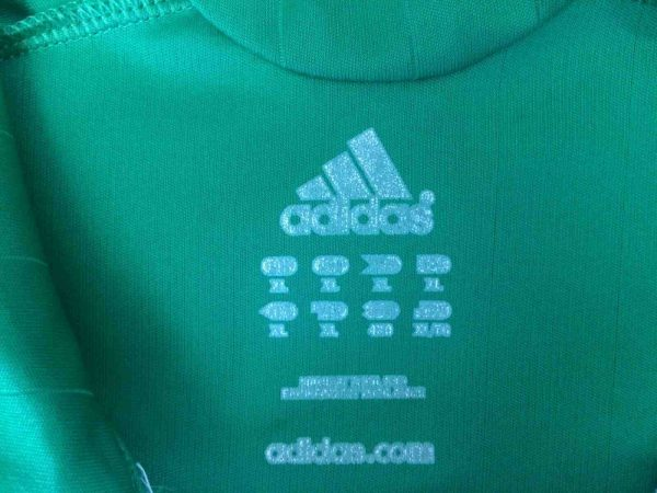 ST ETIENNE Maillot 2006 Adidas Home ASSE Gabba Vintage 3 - ST ETIENNE Maillot 2006 Adidas Home ASSE