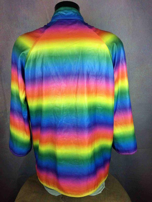 ST TROPEZ Veste Vintage 80s Reversible Color Gabba Vintage 1 scaled - ST TROPEZ Veste Vintage 80sReversible Color