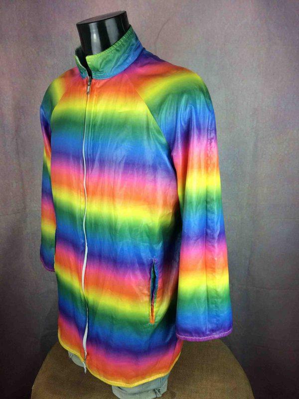 ST TROPEZ Veste Vintage 80s Reversible Color Gabba Vintage 7 scaled - ST TROPEZ Veste Vintage 80sReversible Color