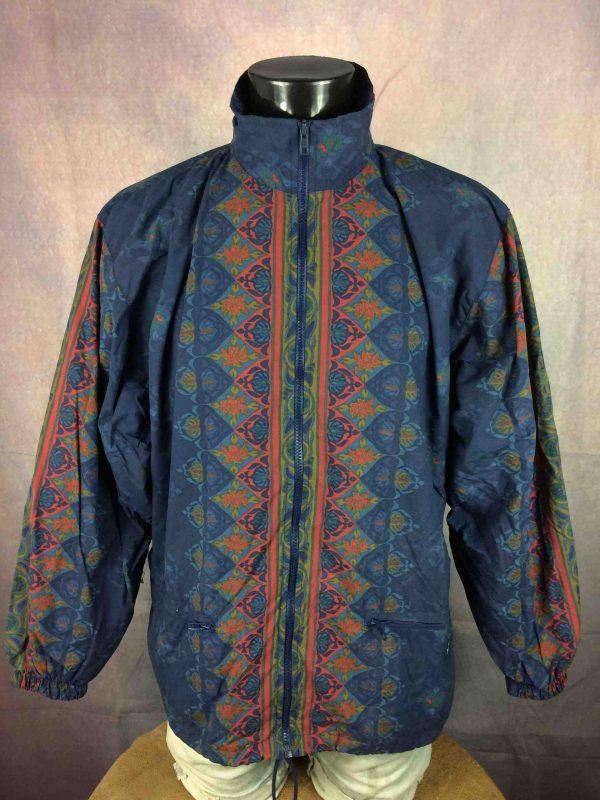 SUN VALLEY Jacket Vintage 90s Rave Sport Gabba Vintage 2 scaled - SUN VALLEY Veste Vintage 90s Rave Sport