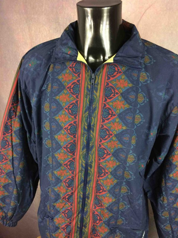 SUN VALLEY Jacket Vintage 90s Rave Sport Gabba Vintage 4 scaled - SUN VALLEY Veste Vintage 90s Rave Sport