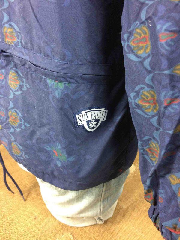 SUN VALLEY Jacket Vintage 90s Rave Sport Gabba Vintage 5 scaled - SUN VALLEY Veste Vintage 90s Rave Sport