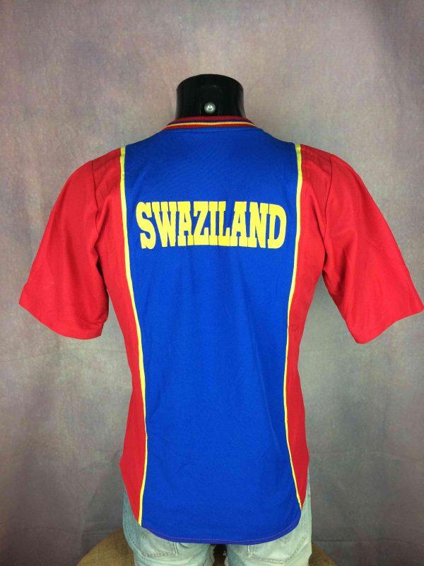 SWAZILAND Jersey Vintage 00s Cup CAF Replica Gabba Vintage 1 scaled - SWAZILAND Jersey Vintage 00s Cup CAF Replica