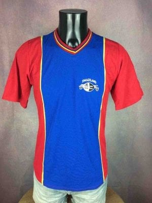 SWAZILAND Jersey Vintage 00s Cup CAF Replica - Gabba Vintage