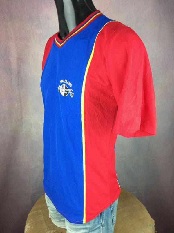 SWAZILAND Jersey Vintage 00s Cup CAF Replica Gabba Vintage 3 scaled - SWAZILAND Jersey Vintage 00s Cup CAF Replica