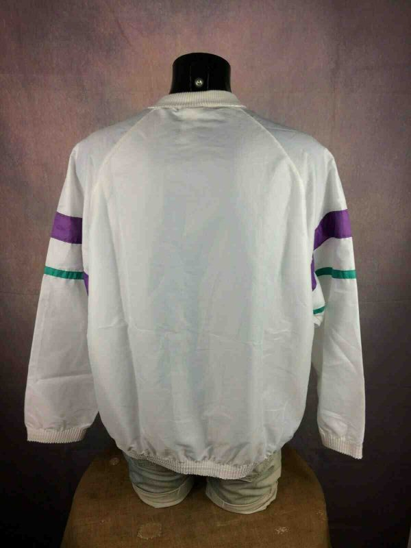 TEXTONIC Windbreaker Made in France Vintage Gabba Vintage 3 - TEXTONIC Windbreaker Made in France Vintage