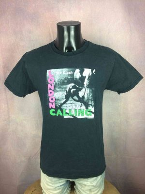 THE CLASH T-Shirt London Calling VTG 2003 - Gabba Vintage