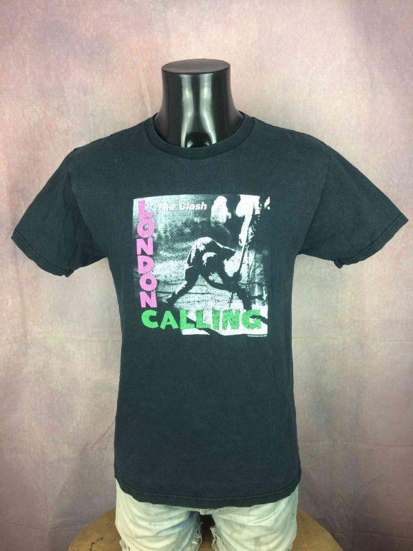 THE CLASH T-Shirt London Calling VTG 2003 - Gabba Vintage
