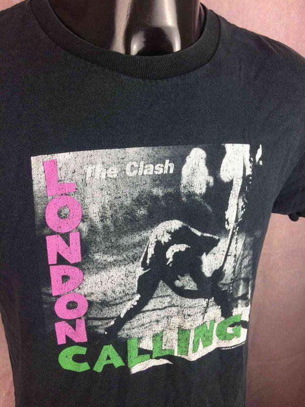 THE CLASH T Shirt London Calling VTG 2003 Gabba Vintage 3 scaled - THE CLASH T-Shirt London Calling VTG 2003