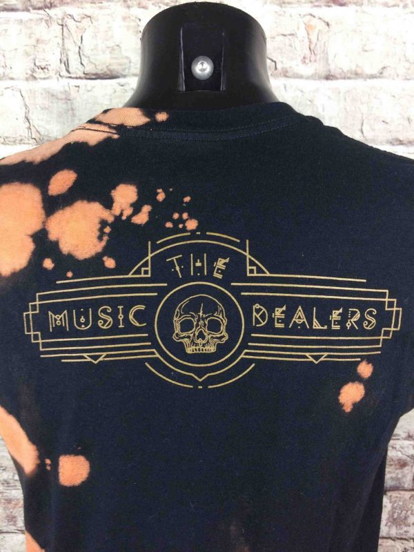 THE MUSIC DEALERS T Shirt Tie Dye Skull Crane Black Or Design Rock Double Sided Gabba Vintage 4 scaled - THE MUSIC DEALERS T-Shirt Tie Dye Skull Rock