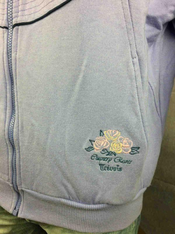 TREVOIS Veste Vintage 90s Country Roses Gabba Vintage 2 - TREVOIS Veste Vintage 90s Country Roses