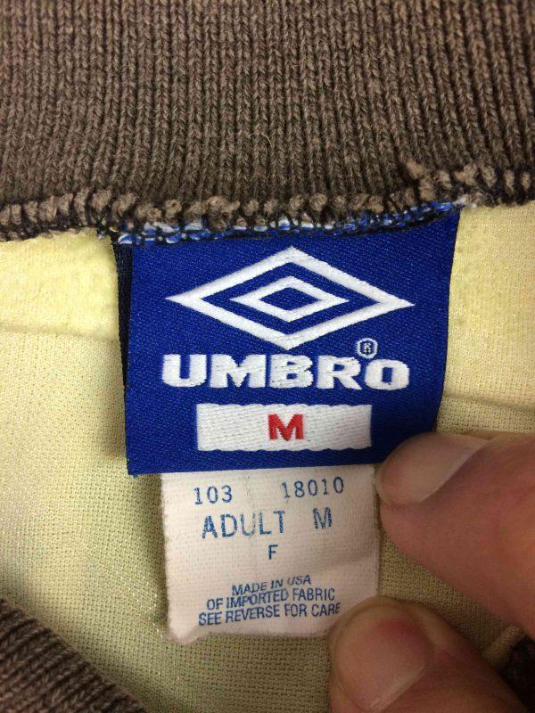 UMBRO Jersey VTG 90s Made in USA Goalkeeper Gabba Vintag 1 scaled - UMBRO Jersey VTG 90s Made in USA Goalkeeper