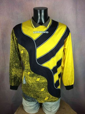UMBRO Jersey VTG 90s Made in USA Goalkeeper - Gabba Vintag