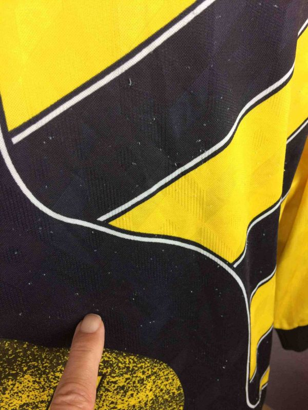 UMBRO Jersey VTG 90s Made in USA Goalkeeper Gabba Vintag 3 scaled - UMBRO Maillot Vintage 90s Made in USA Goal