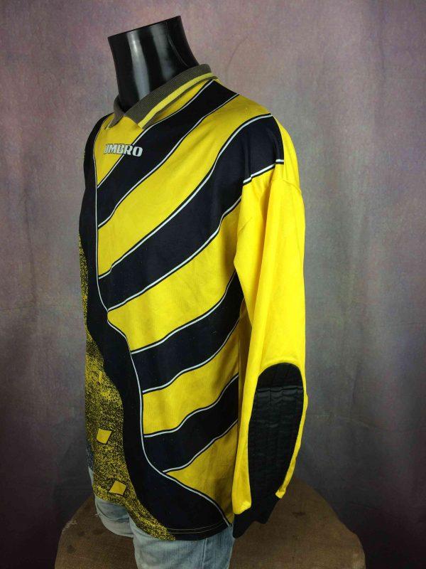 UMBRO Jersey VTG 90s Made in USA Goalkeeper Gabba Vintag 4 scaled - UMBRO Jersey VTG 90s Made in USA Goalkeeper