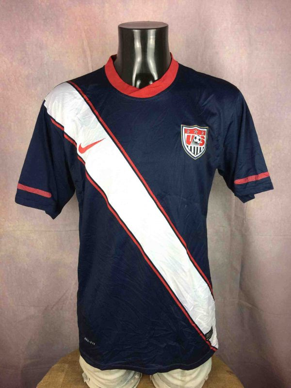 USA Jersey Nike Away 2010 2012 World Cup - Gabba Vintage