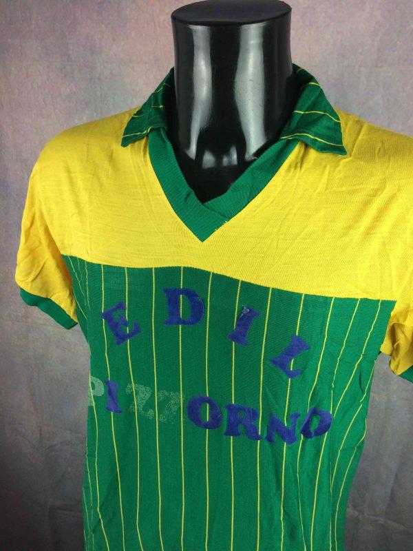 VINTAGE 80s Jersey Made in Italy Porte Worn Gabba Vintage 3 scaled - VINTAGE 80s Jersey Made in Italy Porté Worn