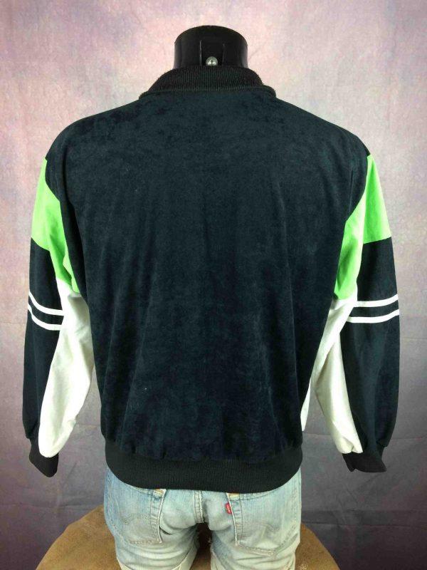 VINTAGE 80s Veste Rave Old School Terminator Gabba Vintage 1 scaled - VINTAGE Années 80s Veste Rave Old School Terminator Sport