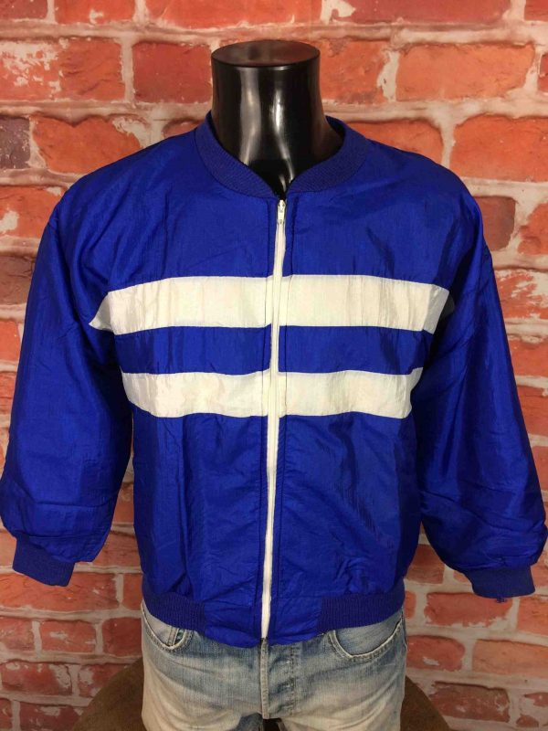 VINTAGE 80s Windbreaker Veste Football CSCN Gabba Vintage 2 scaled - VINTAGE 80s Windbreaker Veste Football CSCN