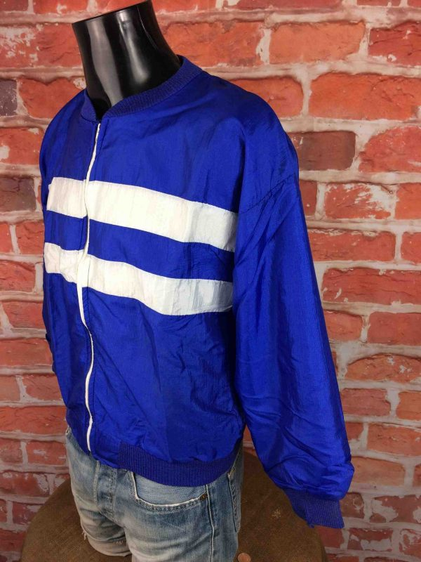 VINTAGE 80s Windbreaker Veste Football CSCN Gabba Vintage 4 scaled - VINTAGE 80s Windbreaker Veste Football CSCN