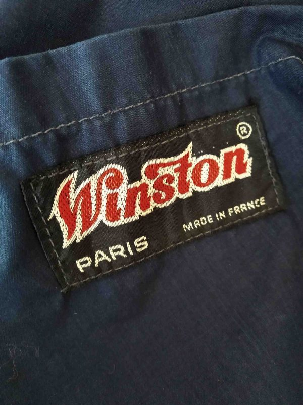 WINSTON Veste Vintage 80s Made in France Gabba Vintage scaled - WINSTON Veste Vintage 80s Made in France