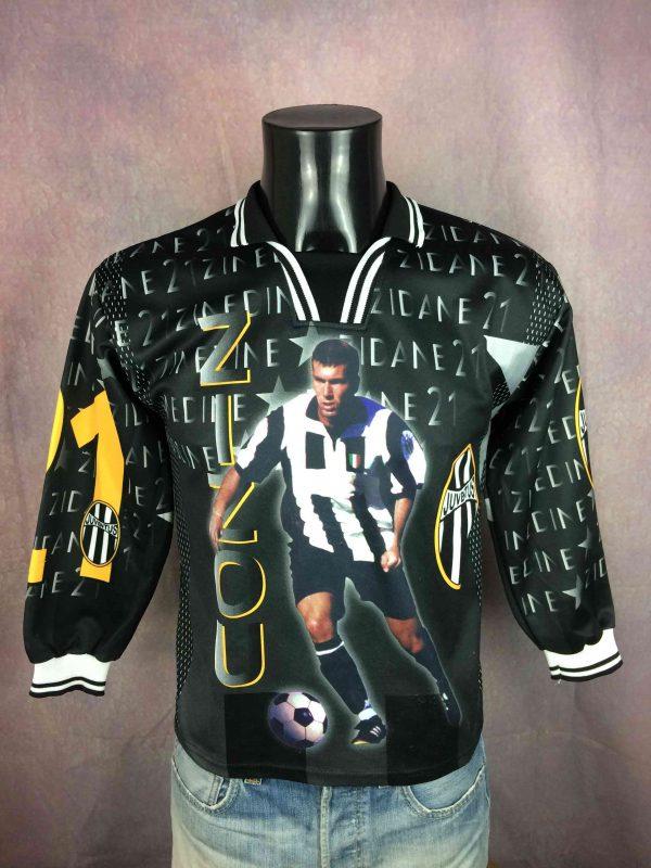 ZIDANE Jersey 1998 Juventus Made in France Gabba Vintage 2 scaled - ZIDANE Jersey 1998 Juventus Made in France