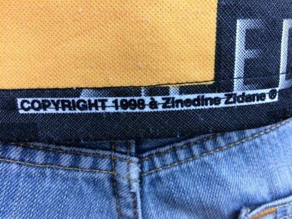 ZIDANE Jersey 1998 Juventus Made in France Gabba Vintage 5 scaled - ZIDANE Jersey 1998 Juventus Made in France